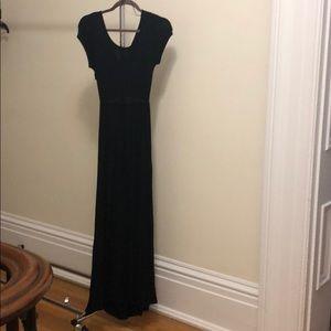 Rolla Coster Dresses - Rolla Coaster Black Maxi Dress